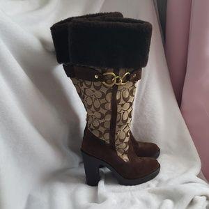 Coach Luci boots